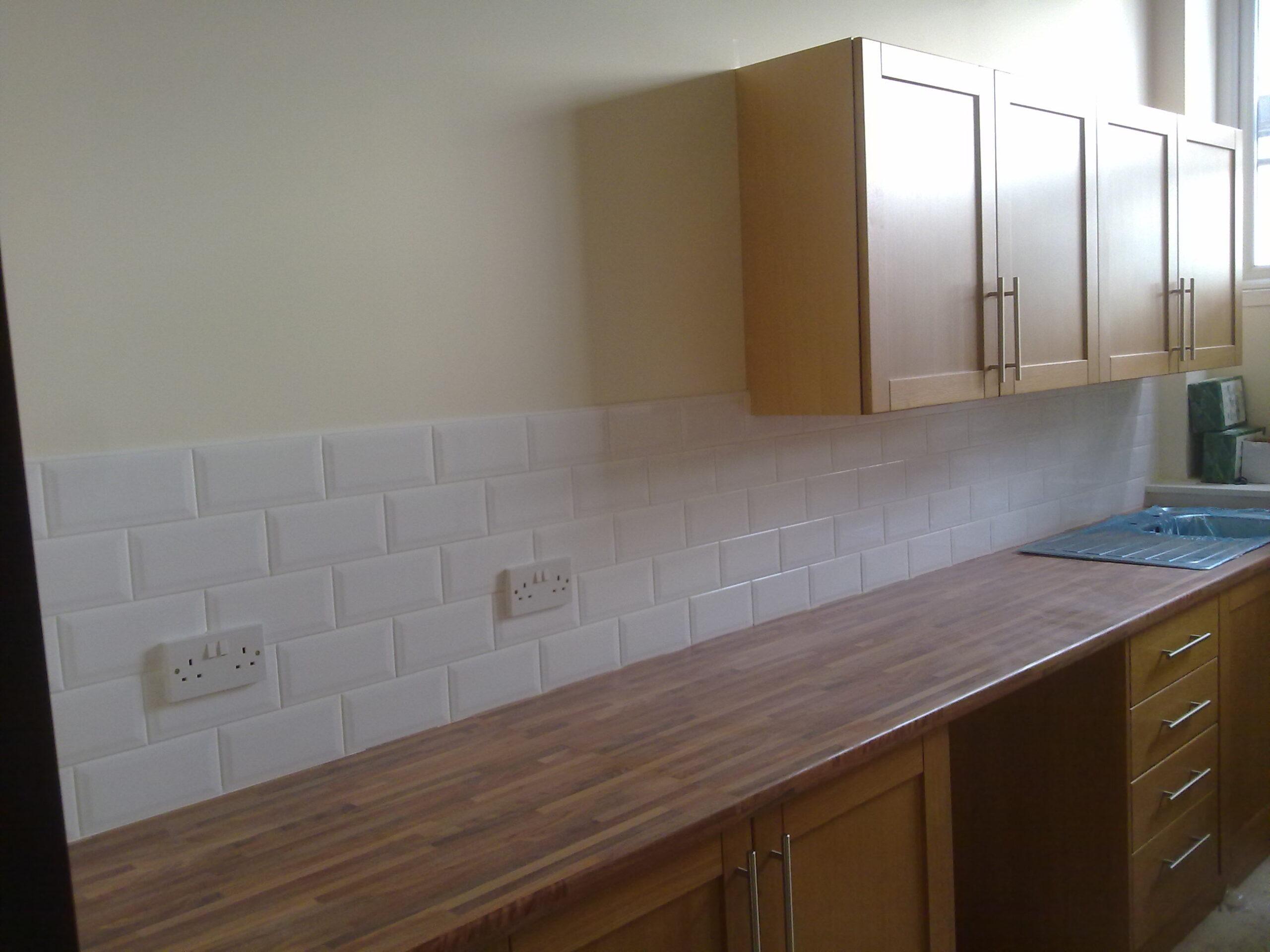 kitchen fitting in birmingham 4