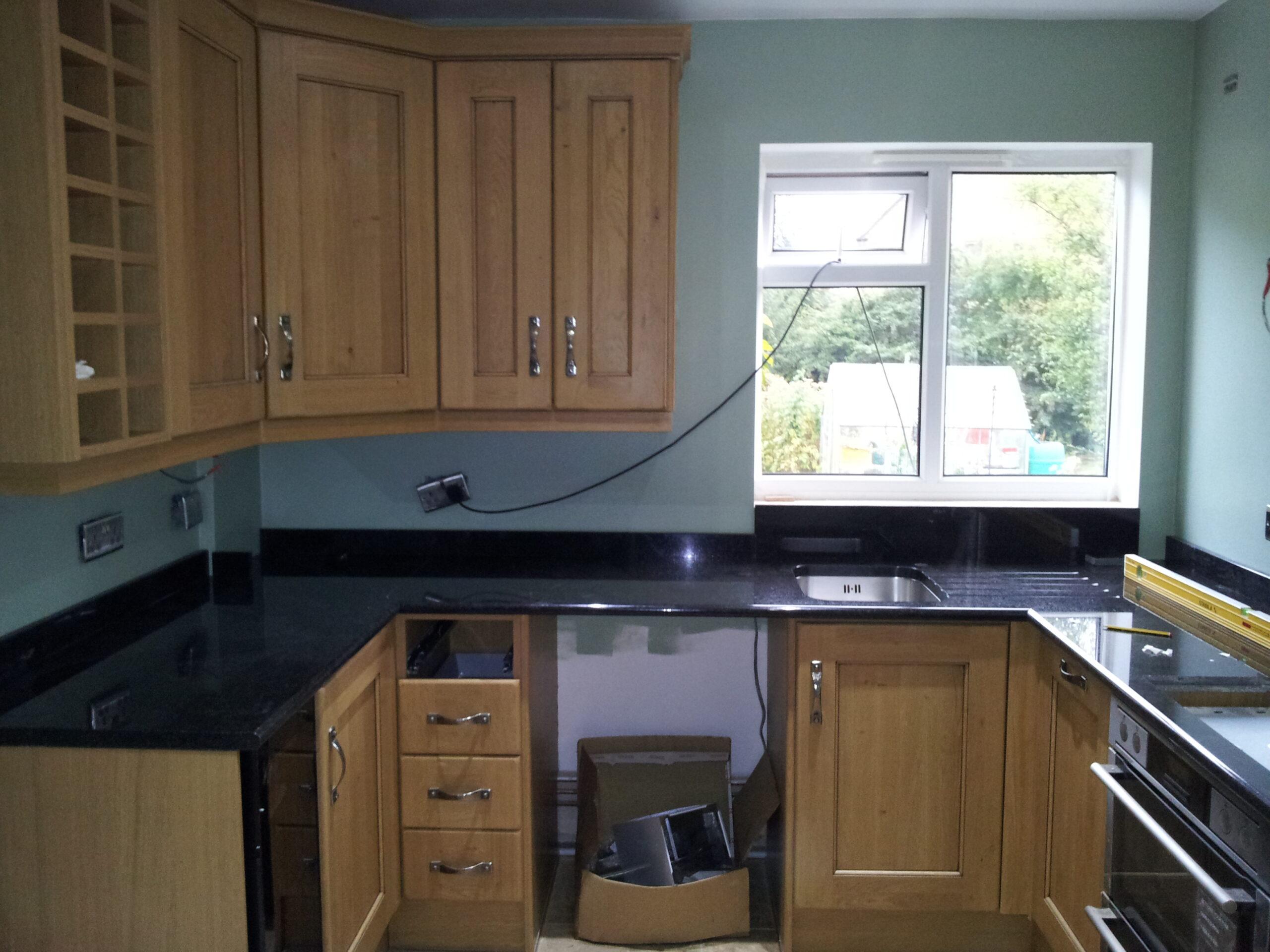 kitchen fitting in birmingham 7