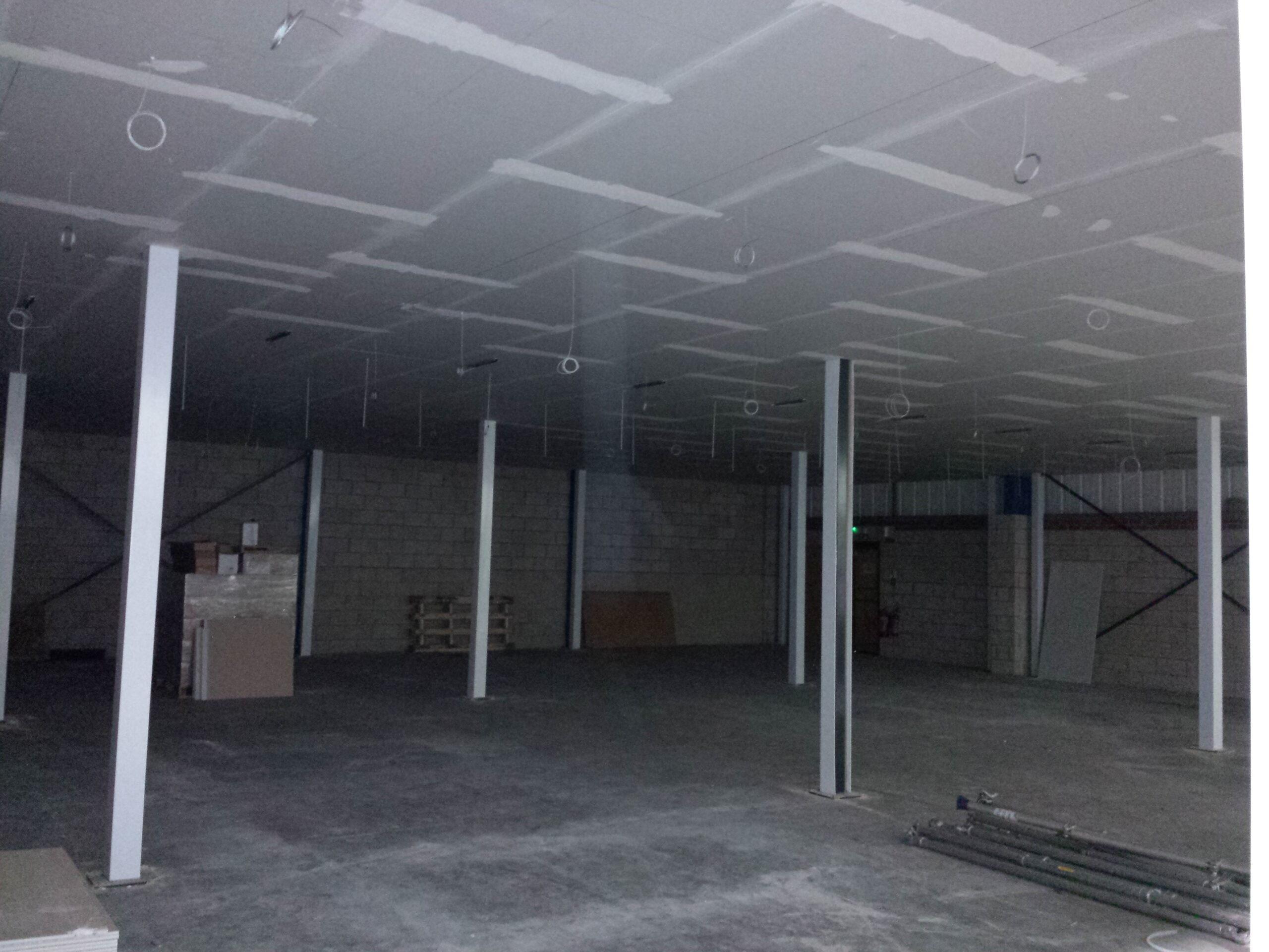 MF Plasterboard Ceilings in Birmingham 4