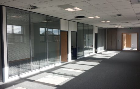 Office Partitioning in Birmingham 4