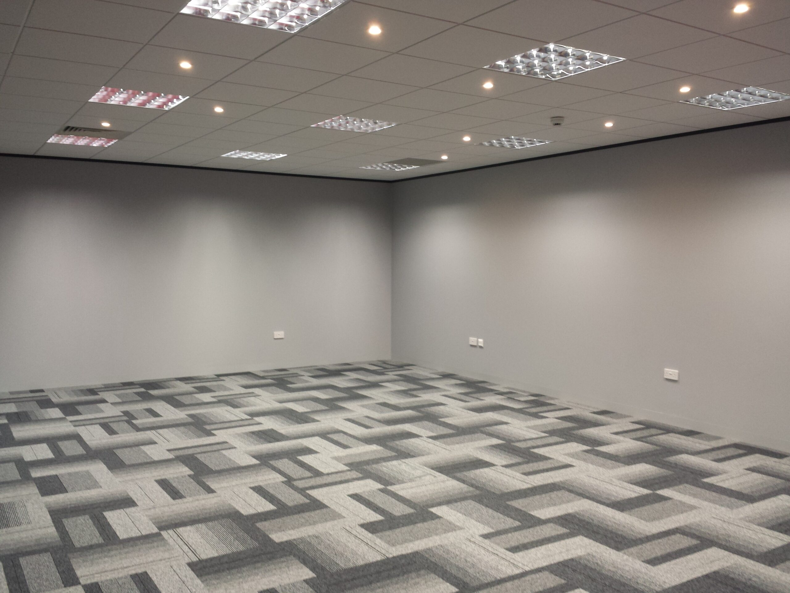 commercial and office carpet tiles in Birmingham 5