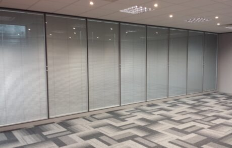 Office Partitioning in Birmingham 3