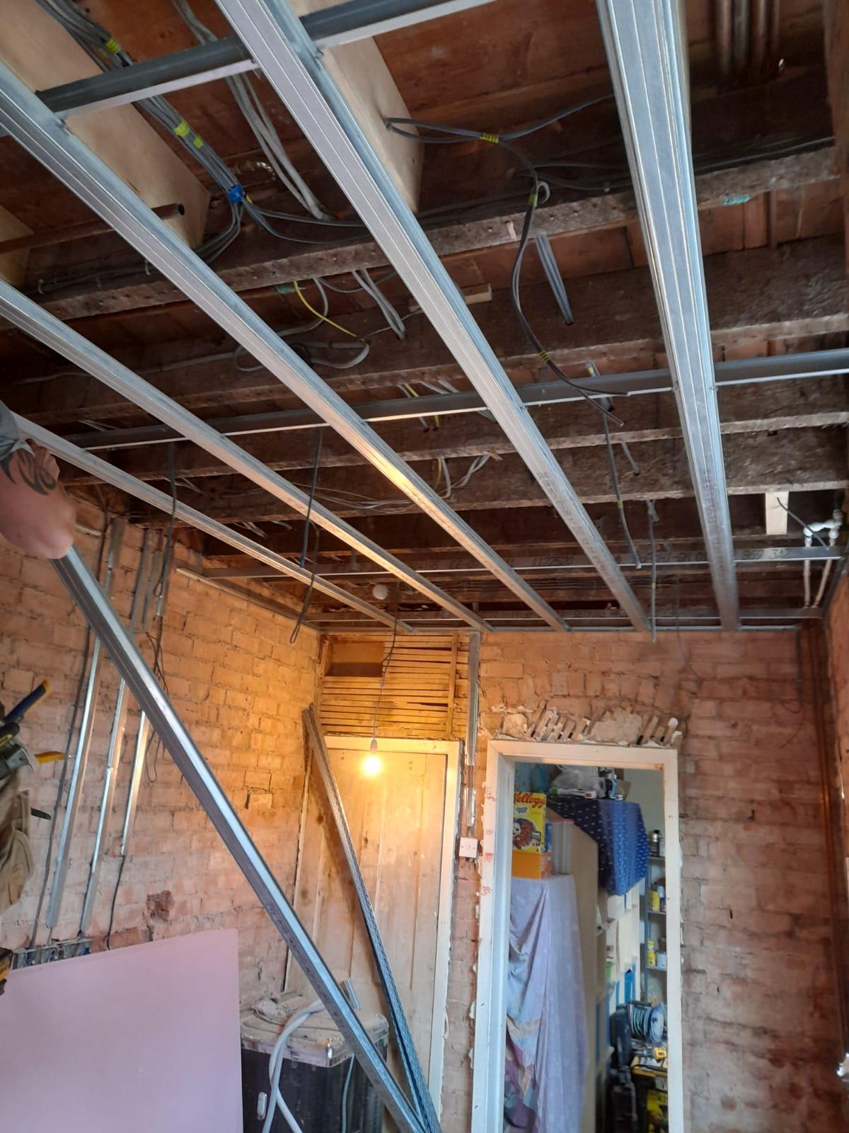 MF Plasterboard Ceilings in Birmingham