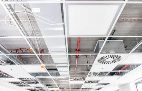 Suspended Ceilings in Birmingham, Midlands